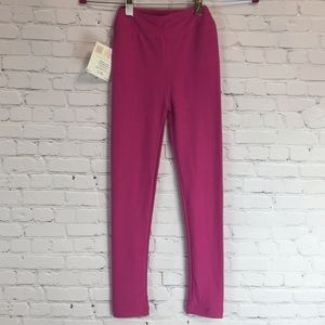 💎 Ultra SOFT Kids L/XL Fuchsia LuLaRoe leggings